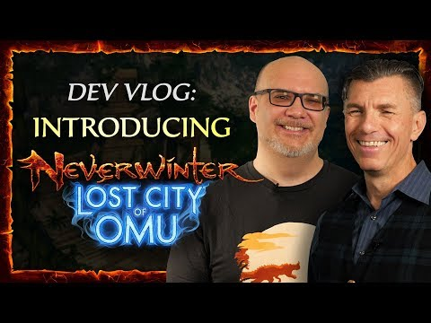 Introducing Neverwinter: Lost City of Omu