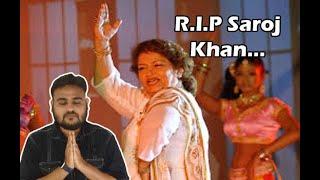 Saroj Khan A Legend