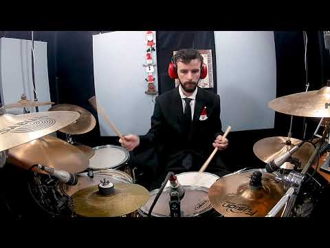 Fly Me To Jingle The Moon - Drums Only