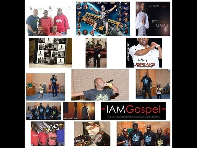 IAMGOSPEL is coming to your city!!!!