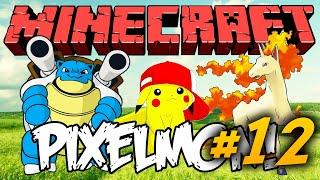 Minecraft Pixelmon #12 - Evolução do Zorua para Zoroark e Meowth minha decepção!