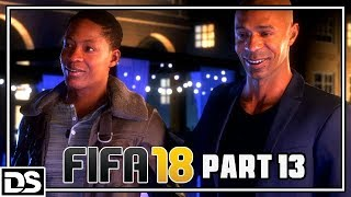 FIFA 18 The Journey 2 Gameplay Deutsch #13 - Party mit Thierry Henry - Let's Play FIFA 18 German