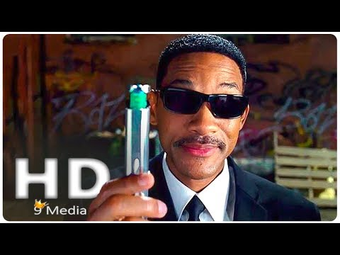MEN IN BLACK 4 First Look (2019) New MIB Reboot, Chris Hemsworth Tessa Thompson Movie HD