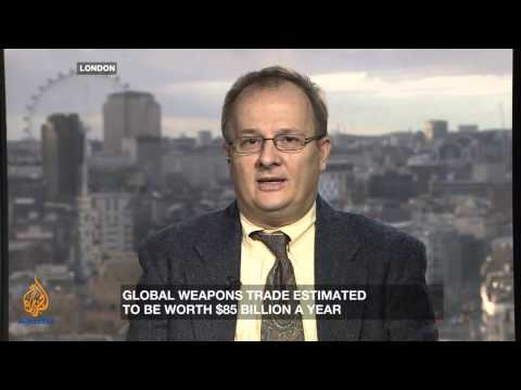 Inside Story - Can arms trade be regulated?