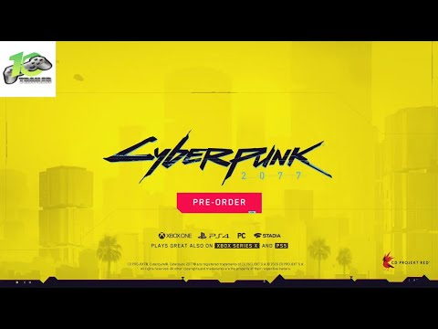 """cyberpunk-2077-—-official-""""rides-of-the-dark-future""""-gameplay-trailer"""