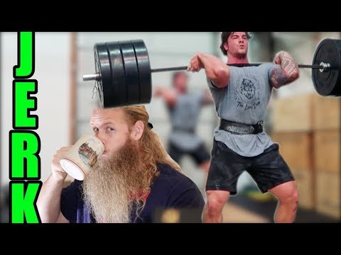 How To Push Press / Power Jerk / Split Jerk feat. Joey Szatmary