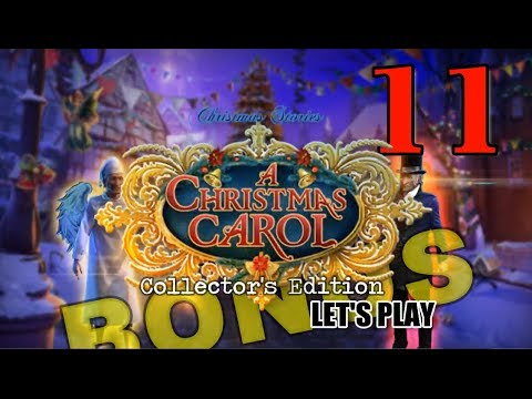 Christmas Stories 2: A Christmas Carol CE [11] w/YourGibs - HELP SCROOGE CAT - BONUS (1/4)