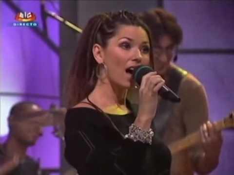 Download Shania Twain - Man! I Feel Like A Woman! (Live In Portugal 2003)