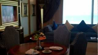 Burj Al Arab Suite Dubai part 1