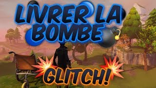 GLITCH DELIVER THE BOMBE TP OF BOMBE POINT B FORTNITE SAUVER THE WORLD