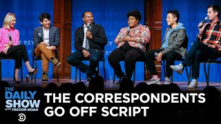 The Daily Show Correspondents' 92nd Street Y Panel | The Daily Show