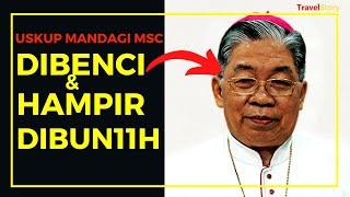 Download Wow! Fakta Tentang Mgr Mandagi MSC ini Mencengangkan - Uskup Agung Merauke #TravelStory34