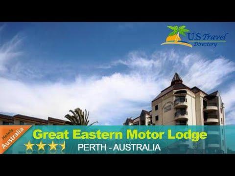 Great Eastern Motor Lodge - Perth Hotels, Australia