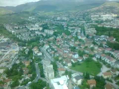 Avaz Twist Tower.Sarajevo