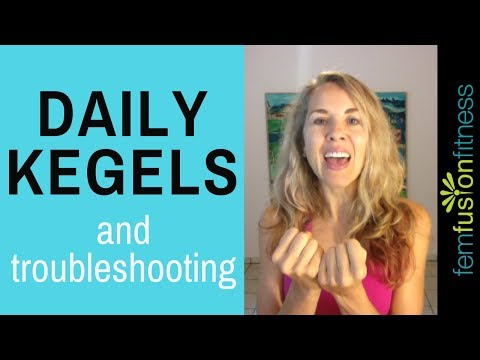 Daily Kegel Routine For Bladder Control And Intimacy