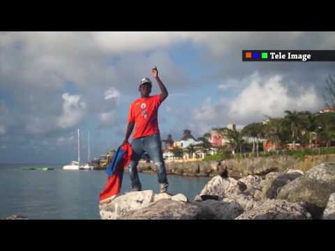 Haitian artist Eli-M from Jamaica sings about his country
