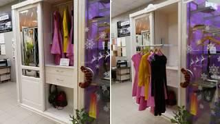 видео Мебель в прихожую из Италии (эксклюзивные консоли, зеркала, комоды) - элитные итальянские прихожие в классическом стиле в салоне Арредо