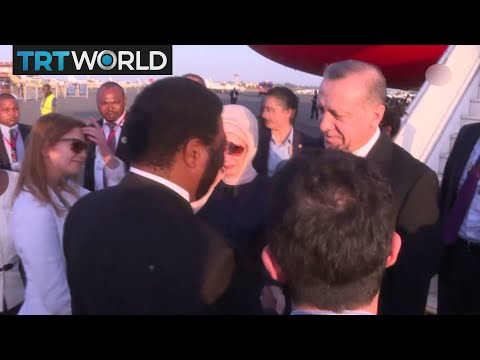 Turkey's Failed Coup: Turkey and African ministers discuss Gulen schools