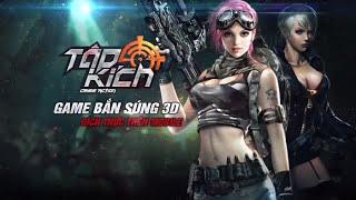 Tập Kích Mobile - Game Bắn Súng Đỉnh Cao Trên Điện Thoại