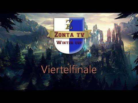 Zonta Winter Cup 15   Viertelfinale Bo3 Spiel 3 - 7 Star Gaming vs Aqua Spirit