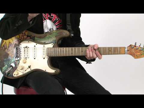 Glenn Proudfoot - Loud and Proud: Building Patterns in the Pentatonic Scale