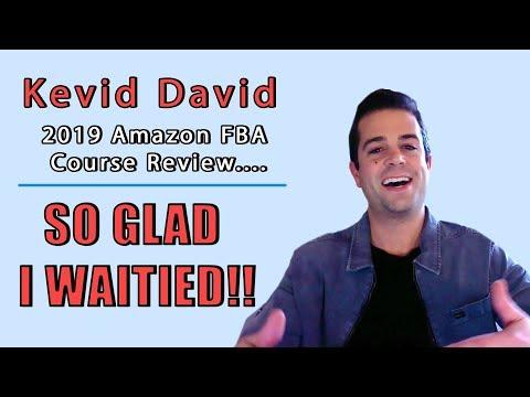 Kevin David's Amazon FBA Ninja Course Review | Inside Look  ( 2019 ) ... SO GLAD I WAITED TO BUY