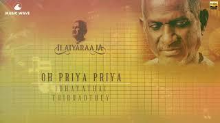 Oh Priya Priya | Idhayathai Thirudathey | Ilayaraja | Mano | KS Chitra