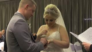 Mr & Mrs Gillespie's Wedding Highlights 05/04/2019 @ Dalziel Park