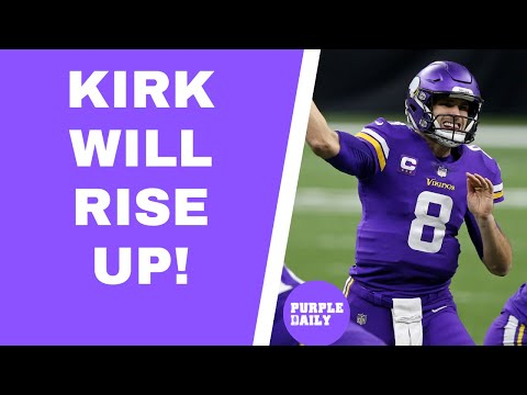 Do you believe in Kirk Cousins as a Super Bowl winning quarterback?
