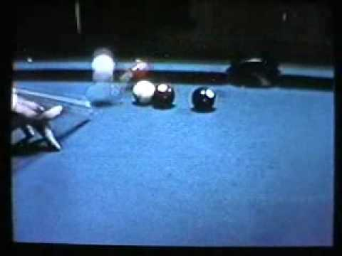 Baltimore Bullet Intro - James Coburn Pool Hustler