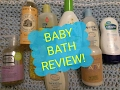 Quick Review - BABY BATH PRODUCTS - 2 New Moms