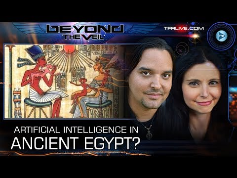 Ancient Egyptian Artifacts and Artificial Intelligence - Beyond The Veil (LIVESTREAM)