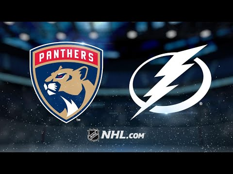 Palat, Point power Lightning to 5-3 win in opener