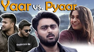 Yaar Vs Pyaar || Baanke Bihari || Emotional Video || Crazy Creatures