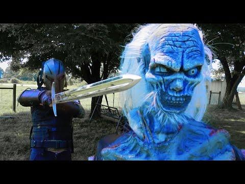 HBO Game of Thrones SWORD!  Zombie Go Boom