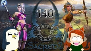 Let's Play Together Sacred 2 [140] Kral der geflügelte Boss