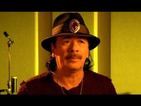 Carlos Santana & Gregg Rolie interview / Black Magic Woman