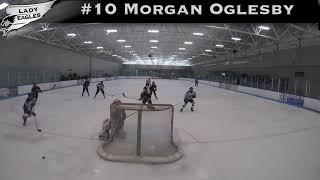 2018-2019 #10 Morgan Oglesby GY 2021 Carolina Lady Eagle Highlights