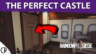The Perfect Castle - Funny/Best Moments - Tom Clancy's Rainbow Six Siege - R6