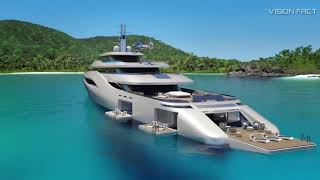 Most luxurious unbelievable future yachts!! You must watch