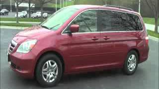 Used 2005 Honda Odyssey EX for sale at Honda Cars of Bellevue...an Omaha Honda Dealer!