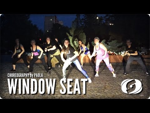 WINDOW SEAT - Salsation® Choreography by Paola