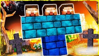 HEROBRİNE ÇAĞIRDIK!😱 - Minecraft