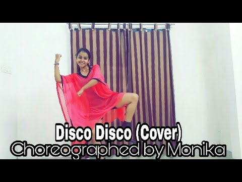 Disco Disco - A Gentleman | Cover | Choreographed By Monika#10
