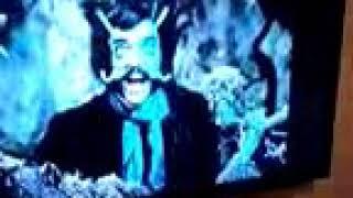 """Песня кота Матвея. Отрывок из советского фильма """" Новогодние приключения Маши и Вити"""