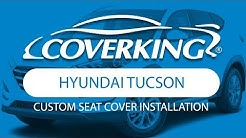 How to Install 2016-2019 Hyundai Tucson Custom Seat Covers | COVERKING®