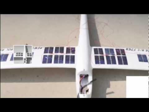 Solaris : prototype d'avion (drone) à énergie solaire
