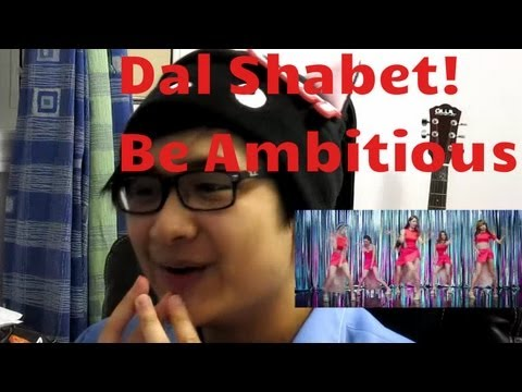 Dal Shabet - Be Ambitious MV Reaction by KPOPChazzter