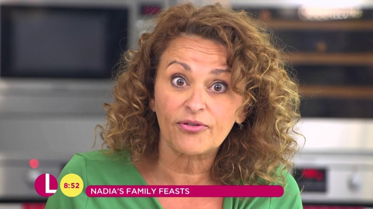 Nadia Sawalha's Lamb And Apricot Tagine | Lorraine