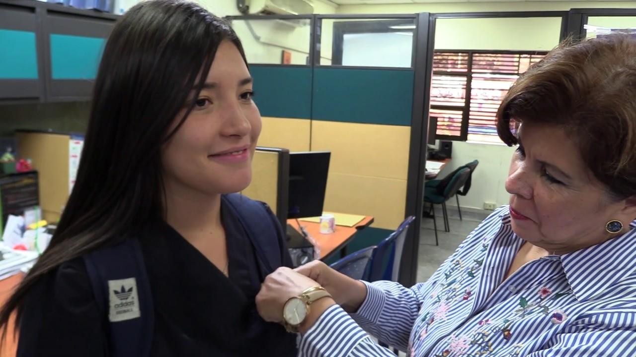 a976f0789 Estudiante de Fisioterapia de la Universidad del Rosario hizo  Movilidad  Académica  en la Escuela
